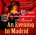 September 12 - Always There - an Evening in Madrid