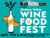 September 7 & 8, 2019 - Hudson Valley Wine & Food Fest