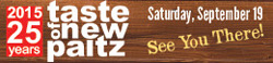 September 19, 2015 - Taste of New Paltz