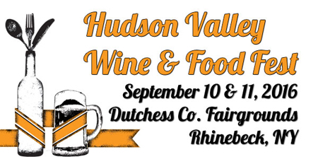 Hudson Valley Wine & Food Fest 2016, Rhinebeck, NY