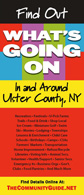 2015 Annual Brochure - Find Out What's Going On In and Around Ulster County,  NY