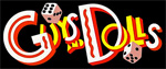 "Juen 17,18,19,24,25,26, July 1,2,3 Woodstock Playhouse presents ""Guys and Dolls"""